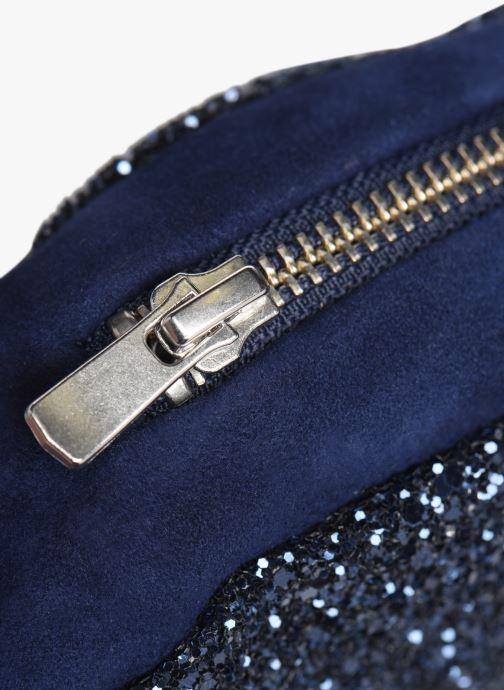 Sacs pochettes Made by SARENZA Made By Sarenza x Modetrotter pochette Bleu vue gauche