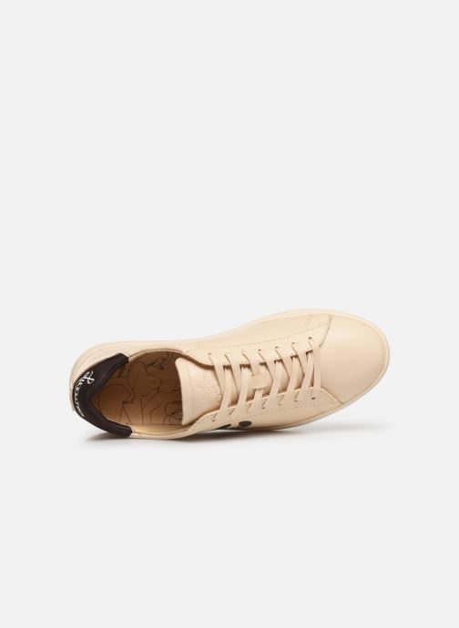 Sneakers Clae Bradley x Petites Luxures Beige links