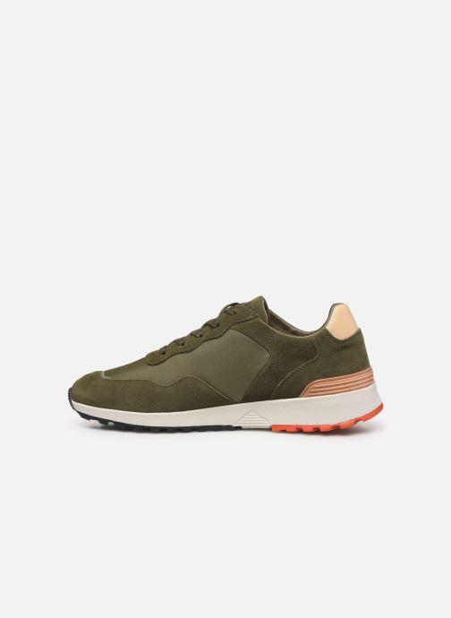Sneakers Clae Hayden Groen voorkant