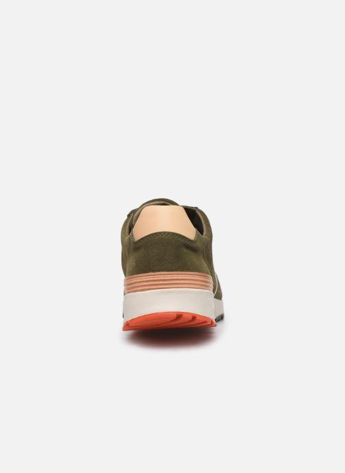 Sneakers Clae Hayden Groen rechts