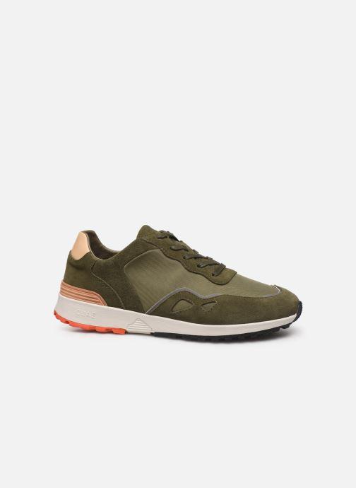 Sneakers Clae Hayden Groen achterkant