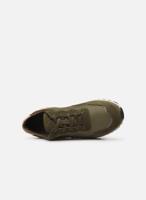 Sneakers Clae Hayden Groen links
