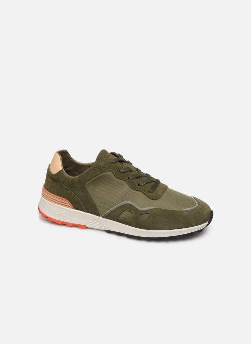 Sneakers Clae Hayden Groen detail