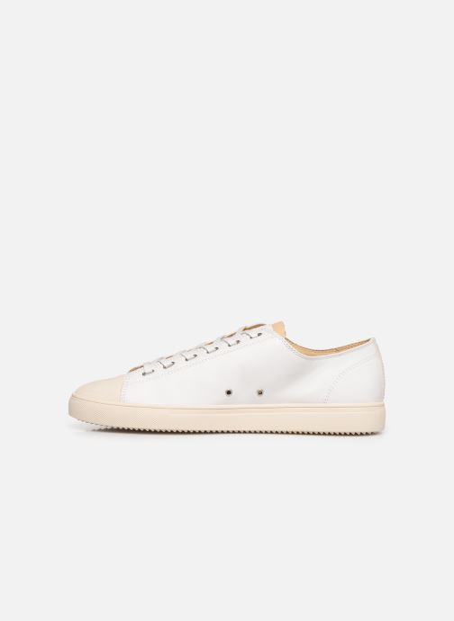 Sneaker Clae Herbie SP M weiß ansicht von vorne