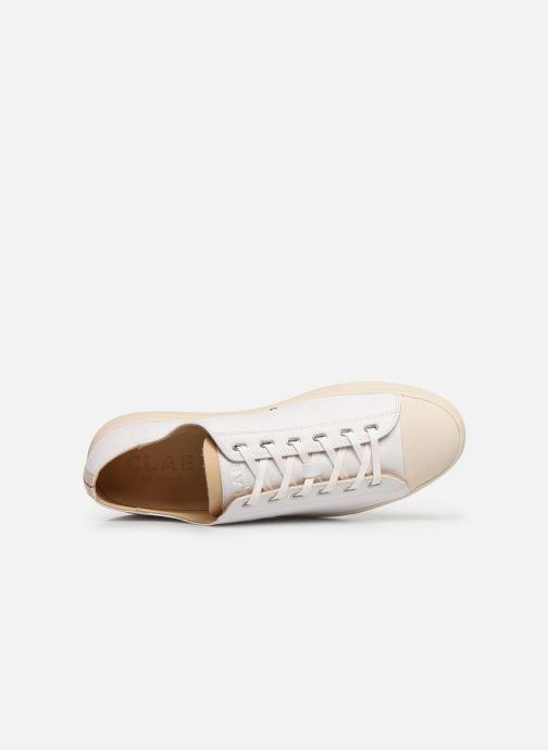 Sneaker Clae Herbie SP M weiß ansicht von links
