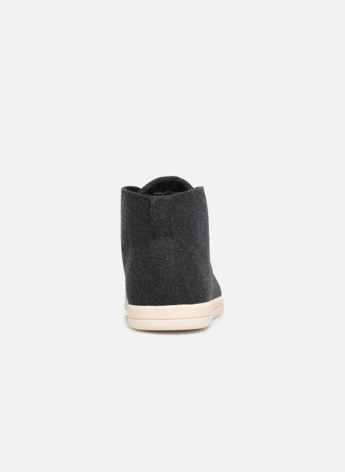 Sneaker Clae Strayhorn Textile schwarz ansicht von rechts