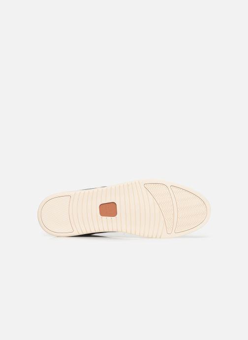 Sneaker Clae Strayhorn Textile schwarz ansicht von oben