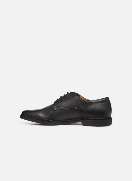 Chaussures à lacets Schmoove Bank Derby Spalato Noir vue face