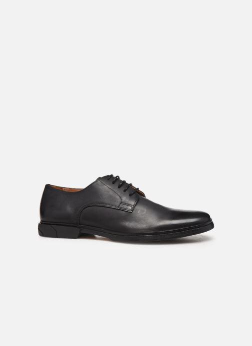 Chaussures à lacets Schmoove Bank Derby Spalato Noir vue derrière