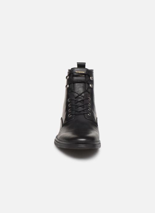 Ankle boots Schmoove Bank Mid Spalato/Spalato Black model view