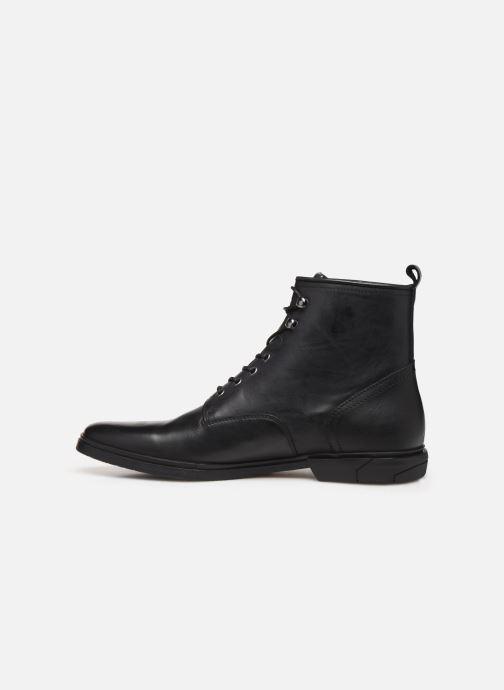 Boots en enkellaarsjes Schmoove Bank Mid Spalato/Spalato Zwart voorkant