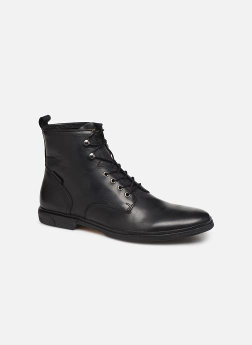 Ankle boots Schmoove Bank Mid Spalato/Spalato Black detailed view/ Pair view