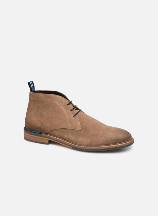 Ankle boots Schmoove Pilot Desert Suede Brown detailed view/ Pair view