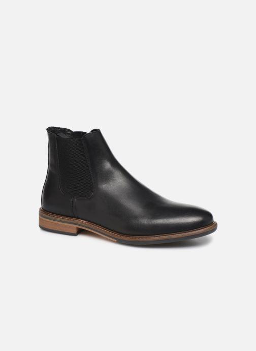 Bottines et boots Schmoove Pilot Chelsea Antik Noir vue détail/paire