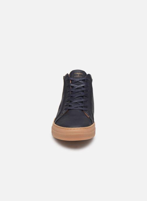 Sneakers Schmoove Spark Mid Nubuck Blå se skoene på