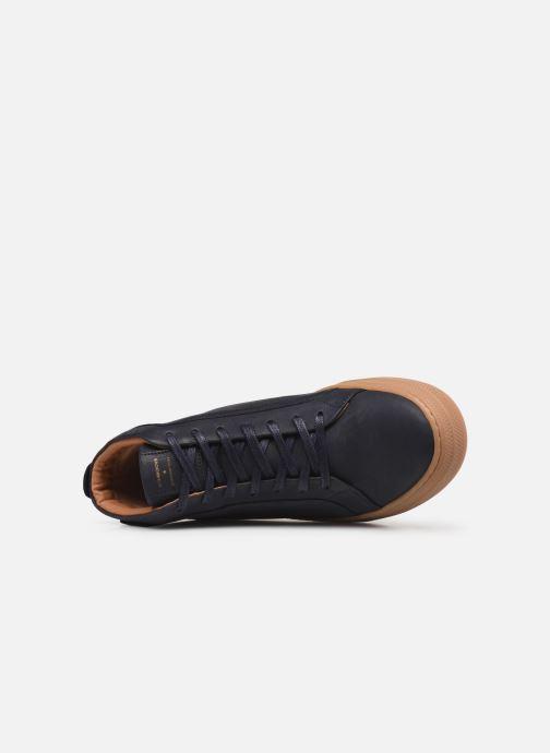 Sneakers Schmoove Spark Mid Nubuck Blå se fra venstre