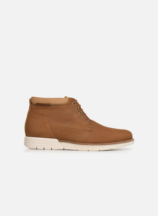 Bottines et boots Schmoove Break Mid Nubuck Marron vue derrière