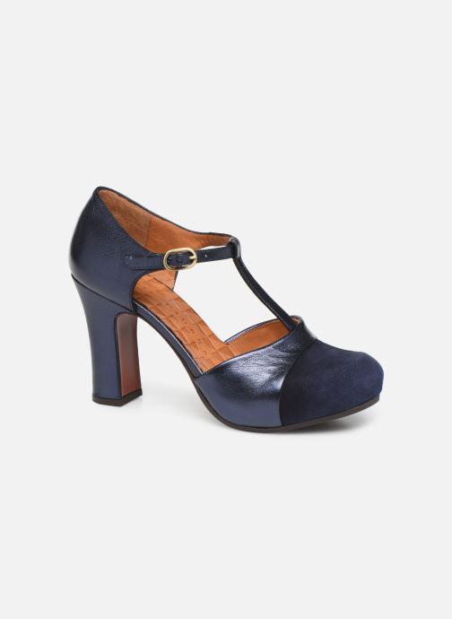 Zapatos de tacón Chie Mihara Darla Azul vista de detalle / par