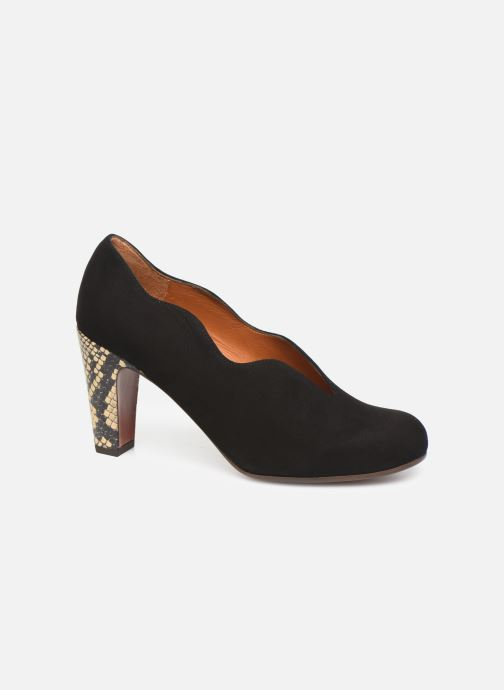 Høje hæle Chie Mihara Komal Sort detaljeret billede af skoene