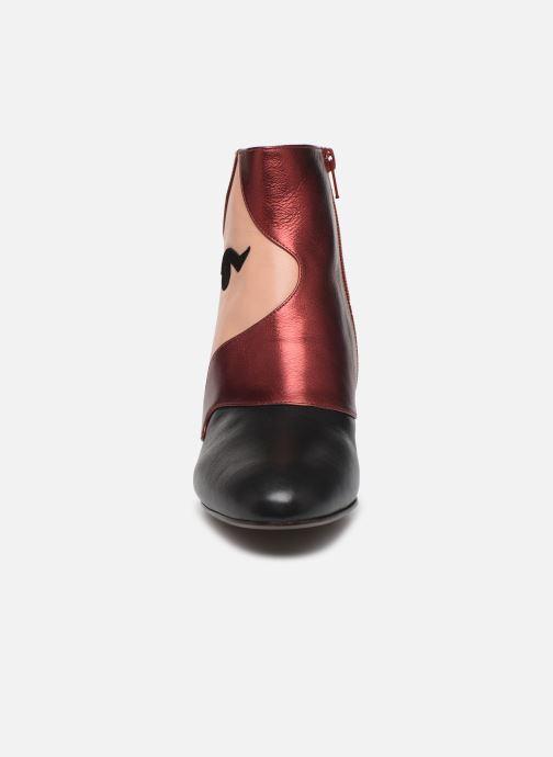 Bottines et boots Chie Mihara Nala35 Multicolore vue portées chaussures