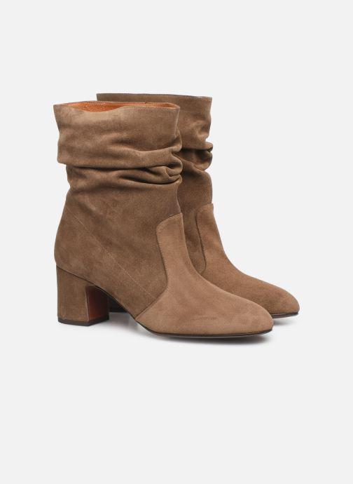 Boots en enkellaarsjes Chie Mihara NA Edil 35 Bruin 3/4'