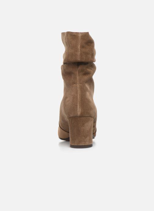 Boots en enkellaarsjes Chie Mihara NA Edil 35 Bruin rechts