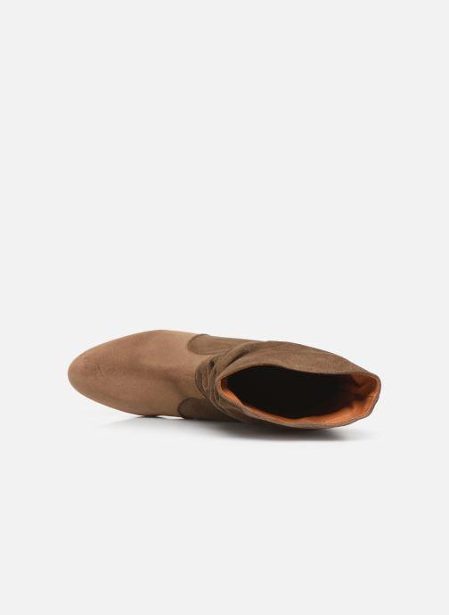 Bottines et boots Chie Mihara NA Edil 35 Marron vue gauche
