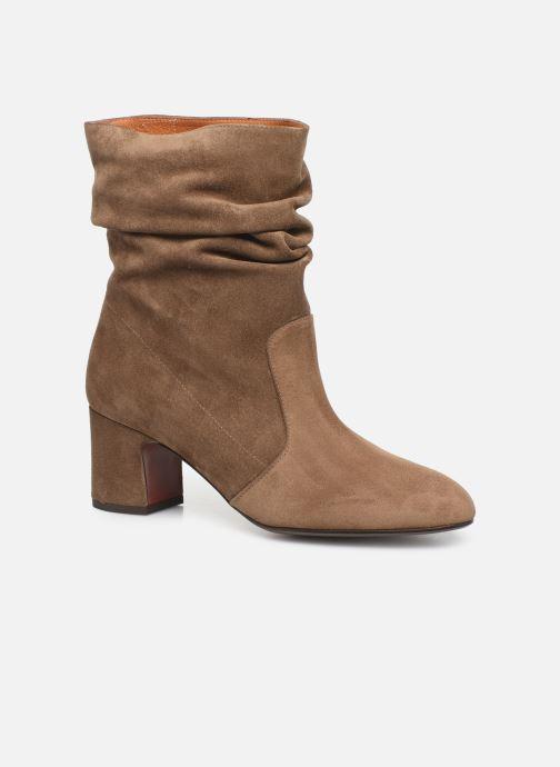 Boots en enkellaarsjes Chie Mihara NA Edil 35 Bruin detail