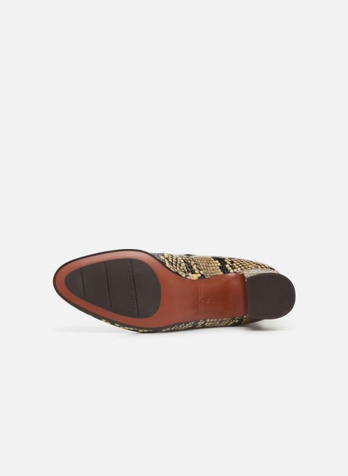 Boots en enkellaarsjes Chie Mihara NA Naylon35 Beige boven