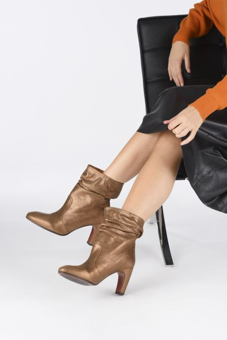 Chie Mihara Evil (Or et bronze) - Bottines et boots (387257)