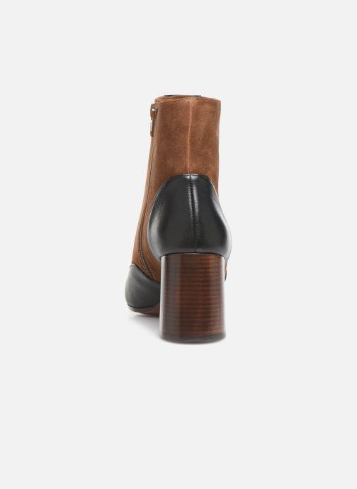 Bottines et boots Chie Mihara Monet Marron vue droite
