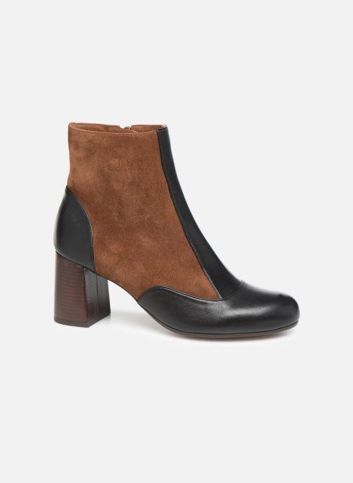 Ankelstøvler Chie Mihara Monet Brun detaljeret billede af skoene