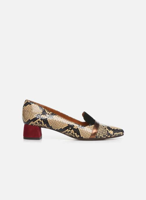 Loafers Chie Mihara Roz Beige back view