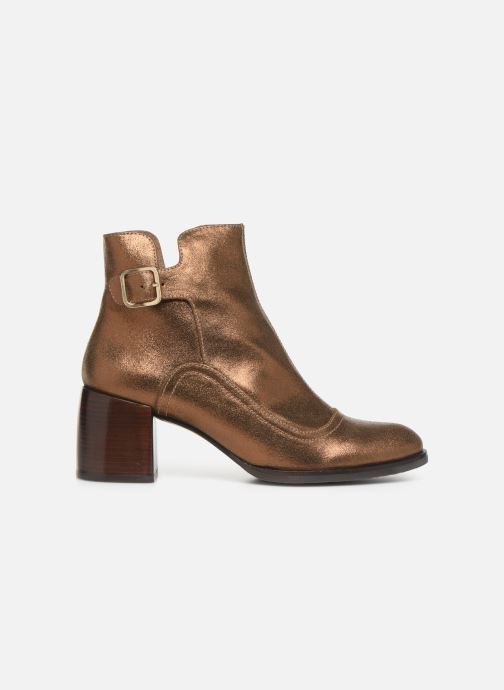 Ankle boots Chie Mihara OR Omayo35 Bronze and Gold back view