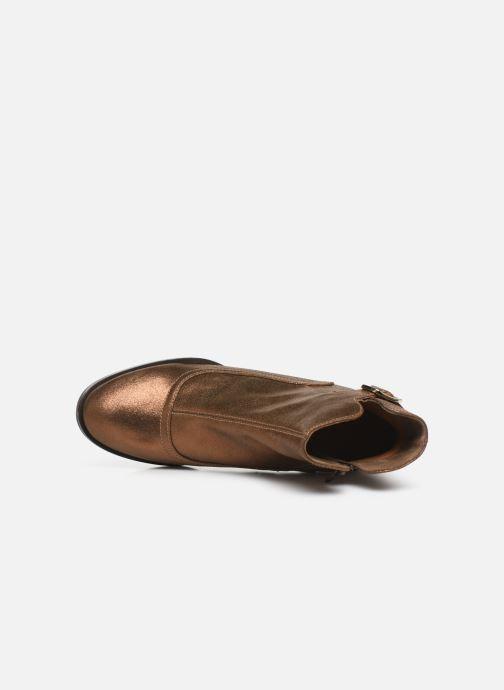 Boots en enkellaarsjes Chie Mihara OR Omayo35 Goud en brons links