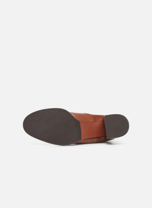 Bottines et boots Chie Mihara OR Omast Marron vue haut