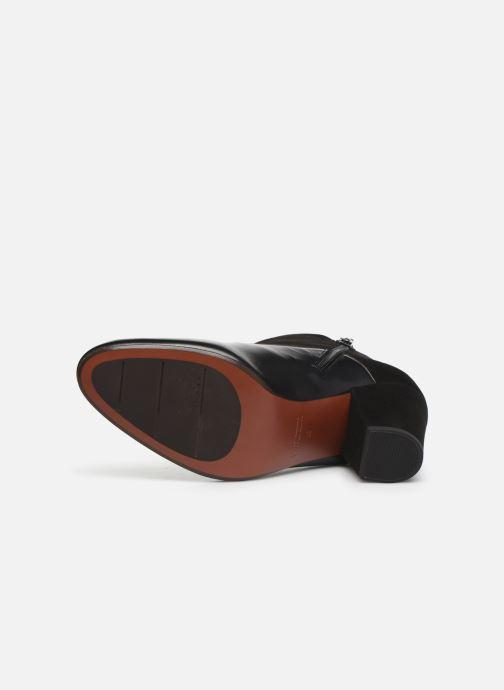 Bottines et boots Chie Mihara Elgi Noir vue haut