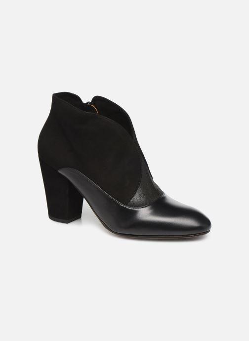 Bottines et boots Chie Mihara Elgi Noir vue détail/paire