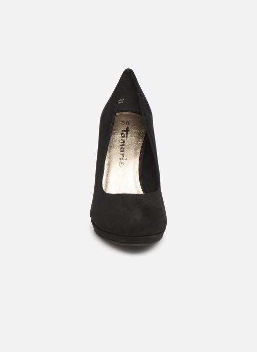 Escarpins Tamaris Freesia NEW Noir vue portées chaussures
