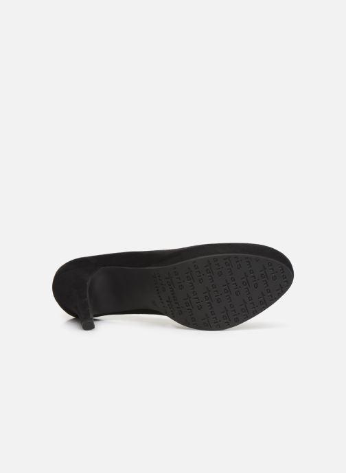 Zapatos de tacón Tamaris Freesia NEW Negro vista de arriba