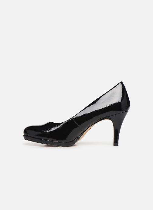 Zapatos de tacón Tamaris Penelope Negro vista de frente