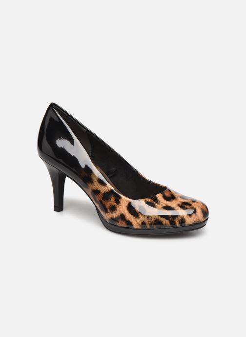 Zapatos de tacón Tamaris Penelope Negro vista de detalle / par