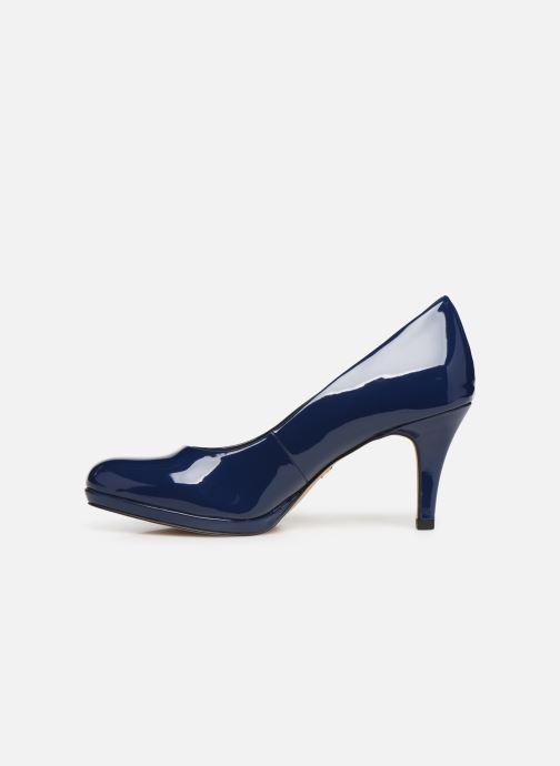 Zapatos de tacón Tamaris Penelope Azul vista de frente