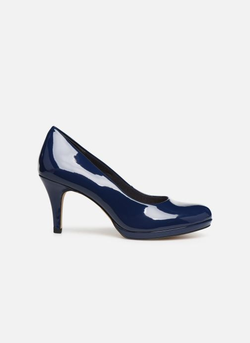 Zapatos de tacón Tamaris Penelope Azul vistra trasera
