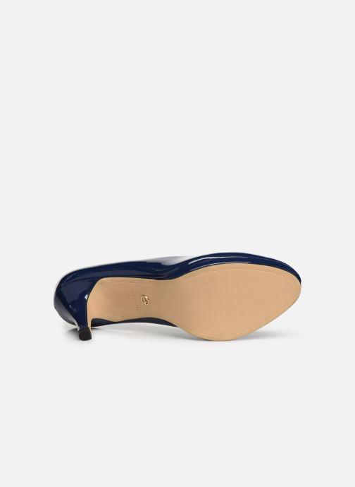 Zapatos de tacón Tamaris Penelope Azul vista de arriba