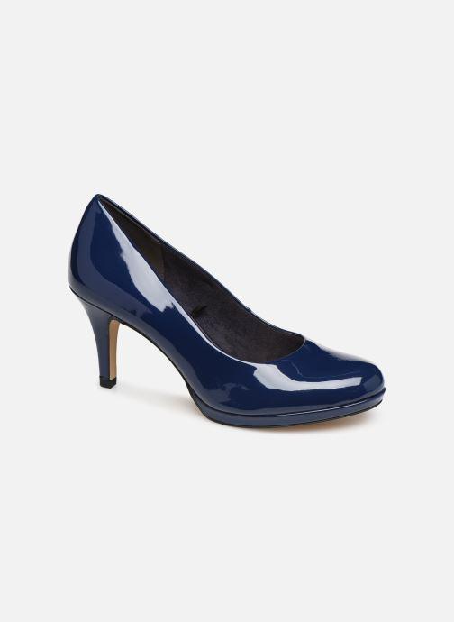 Zapatos de tacón Tamaris Penelope Azul vista de detalle / par