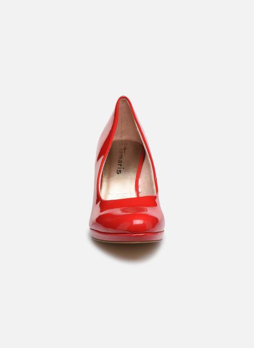 Escarpins Tamaris Penelope Rouge vue portées chaussures