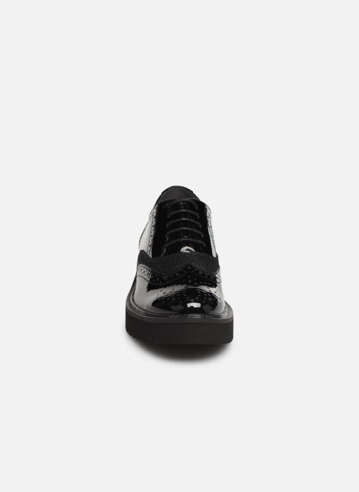 Schnürschuhe Tamaris ALBAN schwarz schuhe getragen