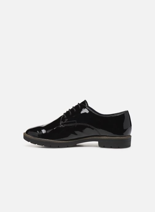 Chaussures à lacets Tamaris ALBAN Noir vue face