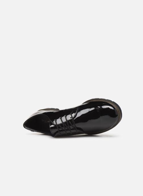 Chaussures à lacets Tamaris ALBAN Noir vue gauche
